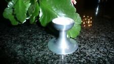 Schmelzlichtbrenner Kerzen Wachs Reste Schmelz Licht  Feuer Dochthalter 4,3 cm