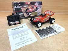Nikko Chipmunk Radio Controlled Racing Car Frame Buggy Complete Working Boxed