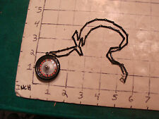 VINTAGE clean NECKLACE ROULETTE--1977 SPINS, WORKS