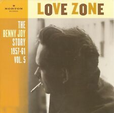 Love Zone, Vol. 5 By Benny Joy Vinyl LP Record 2009 NEW
