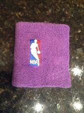 Purple NBA wristband Basketball Logo NBA Gear Stocking Stuffer
