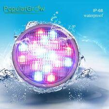 Romete Control IP68 Stainless Par56 RGB 54W Led Underwater Swimming Pool Light