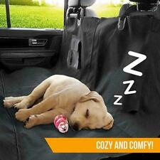 Waterproof Dog Car Seat Cover Hammock For Pet Car Pad Back/Rear Mat Cover B G5P4