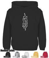 SLIPKNOT Rock Band Print Sweatshirt Unisex Hoodies Graphic Hoody Hooded Tops