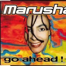 Marusha Go ahead! (1993) [Maxi-CD]