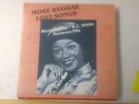 More Reggae Love Songs Vinyl LP LOVERS ROCK/ROCKSTEADY