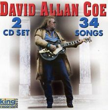 Original Outlaw Of Country Music - David Allan Coe (2002, CD New)