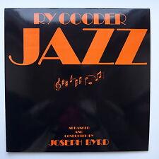 LP/  Ry Cooder - Jazz