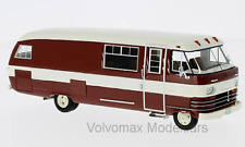 wonderful modelcar DODGE TRAVCO MOTORHOME 1963 - brown/white - 1/43 - ltd.700
