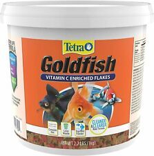 Balanced Diet Goldfish Flake Food for Optimal Health 2.2 Pound (Pack of 1)