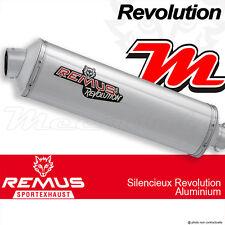 Silencieux échappement + Intermédiaire Remus Revolution Alu BMW R 1150 GS 99+