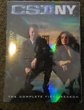 CSI: New York - The Complete First Season (DVD, 2005, 7-Disc Set, Checkpoint)