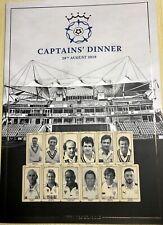 Hampshire Captains Collectors Brochure