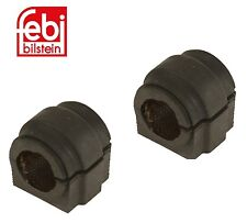 Mini Cooper Front Sway Bar Stabilizer Bushing Set (2 Bushings 24mm) FEBI