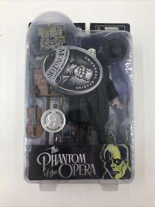 Universal Studios Monsters Phantom Of The Opera 2012 Diamond Select New Unsealed