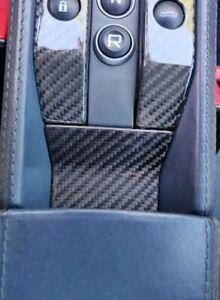 McLaren MP4 12C 650S 675LT CARBON FIBER LOWER CONSOLE INSERT COVER