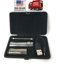 Vaporizer-Pen Compatible with Micro G Pen - Wax Concentrate Pen with Case