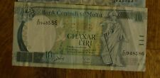 More details for l.1967 (1994) banknote malta 10 liri