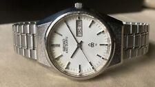 Vintage SEIKO Quartz Watch/ KING QUARTZ 0853-8020 SS 1975
