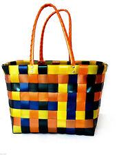 Karierte Damen-Shopper/- Umwelttaschen