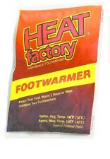 Heat Factory 19483 Foot Warmer 3Pk