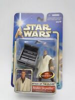 Hasbro 2002 Star Wars Attack Of The Clones Anakin Skywalker Force Action Figure