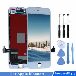 For iPhone 7 LCD Screen Replacement Digitizer 3D Touch Retina Display Assembly