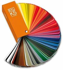 RAL K5 Gloss - Colour fan deck