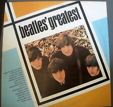 "BEATLES ""Beatles' Greatest"" LP Parlophone EMI 7C 038-04207 EX Sweden No Barcode"