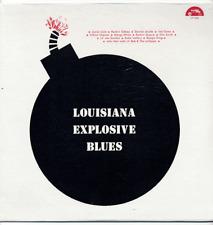 Louisiana Explosive Blues SEALED 1981 various artists LP