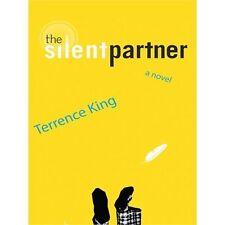 The Silent Partner, King, Terrence, New Books