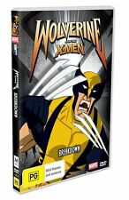 Wolverine And The X-Men -  Breakdown : Vol 4 (DVD, 2009, Region 4) NEW & SEALED