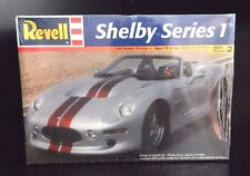 New Sealed Revell Shelby Series 1 1:25 Scale Model Kit