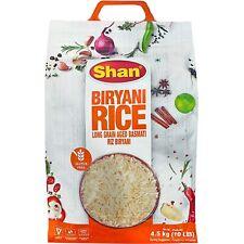 Shan - Extra Long Grain Aged Basmati Biryani Rice 10 LB