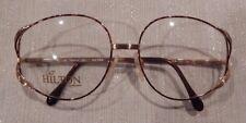 Hilton Hh0016 Gold/Tortoise (211) 56/16 Eyeglass Frame New Old Stock
