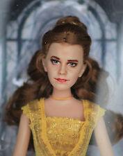 OOAK Disney BEAUTY AND THE  BEASt Belle Emma Watson Doll Repaint by Bobby Mirren