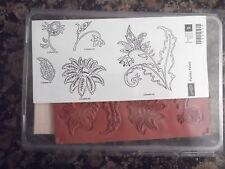 """RAR """" Paisley Petals """" Stampin up mit 5 Stempeln - Posies Blüte Blätter Blumen"""