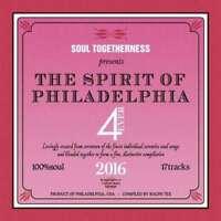 Various - Spirit Of Philadelphia 4,the NEW CD