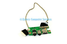 60-NY8AU1000-C04 GENUINE ASUS AUDIO USB BOARD W/ CABLE G73J G73JH-BST7 (GRD A)