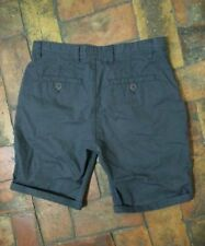 "Mid 7 to 13"" Inseam Cotton Regular Size Shorts NEXT for Men"