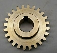 Brass Gear, Belt Delivery Drive , TQF- 2