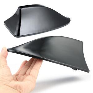 Universal Car Roof Aerial Radio AM/FM Signal Shark Fin Antenna Ariel Arial ABS