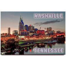Nashville fridge magnet Tennessee travel souvenir