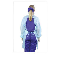 "**Crosstex - Impervious Barrier Gown, 9 Gowns in Bag. #NBG, Blue. 29½"" x 40"" **"