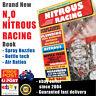 Nitrous Oxide Racing Book Fitting Tuning Building Racing Bottle Tech N20 N2O