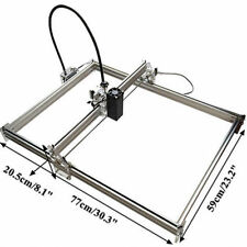 Laseraxe 50 x 65cm 1000mw Laser Engraving Machine Cutting Plotter Mini Engraving