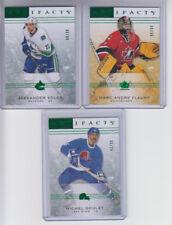 14/15 UD Artifacts Quebec Nordiques Michel Goulet Emerald card #88 Ltd #41/99