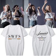 MAMAMOO SWFS Four Season Four Color T-Shirt Tee TShirt Moo Moo Fan Goods 2019