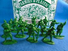 Armies in Plastic - French & Indian War Roger's Rangers Toy Soldiers (54MM) set