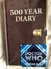 Doctor Who 500 ans Journal HB